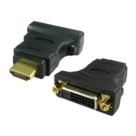 HDMI (M) to DVI-D (F) Adapter