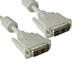 5m DVI-I Dual Link Cable