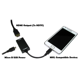 MHL - HDMI Adapter