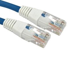 1m Cat5e LSZH Patch Cable - Blue