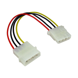"Extension Cable 5.25"" Molex Male to Female"