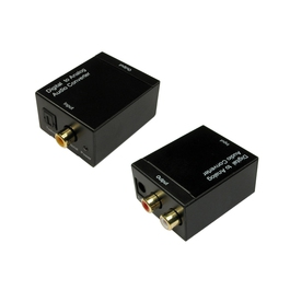 TOSLINK to Analogue Converter