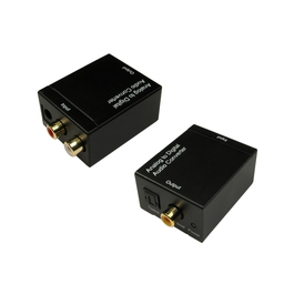 Analogue to TOSLINK Converter