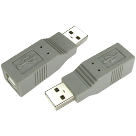 USB 2.0 Type A (M) to Type B (F) Adapter