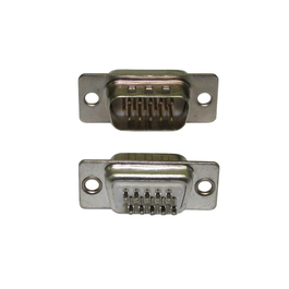 HD15 M SOLDER TYPE CONNECTOR