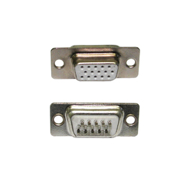 HD15 F SOLDER TYPE CONNECTOR