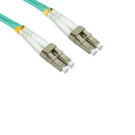 0.5m OM4 Fibre Optic Cable LC-LC