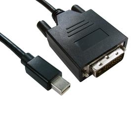 2m Mini DisplayPort (M) to DVI (M) Cable