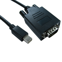 2m Mini DisplayPort (M) to SVGA (M) Cable