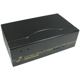 2 Port HDMI Splitter