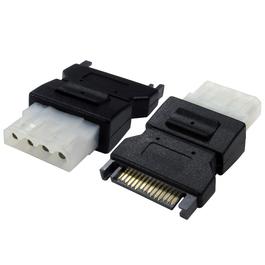 Molex to SATA Power Adapter