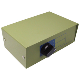 2 Port SVGA & 1x PS/2 Switch Box