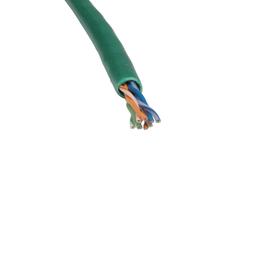 305m Green Cat5e UTP Reel - Stranded Core
