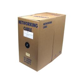 305m Grey Cat6 UTP Reel - Solid Core