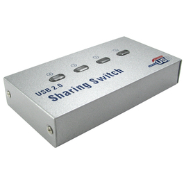 4 Port USB Sharing Switch
