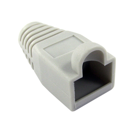 Grey RJ45 Snagless Boot