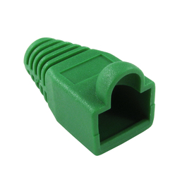 Green RJ45 Snagless Boot