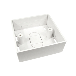 UK SINGLE BACK BOX - 86mm X 86mm X 32mm B/Q 200