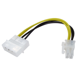 Molex to P4 Power Cable