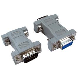 D9 (M) to HD15 (F) VGA Adapter