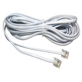 7.5m RJ11 to RJ11 Modem Cable