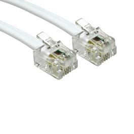 15m RJ11 to RJ11 Modem Cable