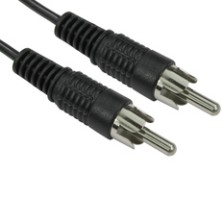 Single RCA Phono Cables