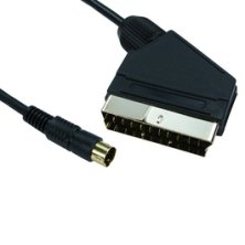 S-Video to SCART Cables